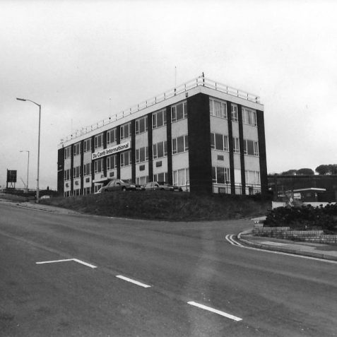Da Conti International Hollingbury Brighton c. 1985   Photo by Hugh Fermer, now in the private collection of Peter Groves
