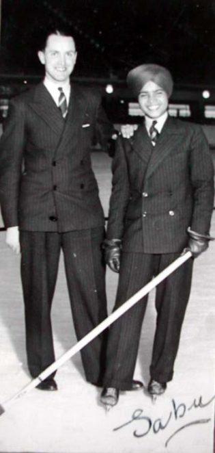 John Caruana & Sabu