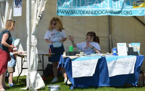 Save Saltdean Lido Fun Day