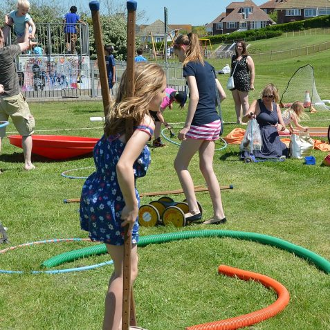 Save Saltdean Lido Fun Day | Photo by Tony Mould