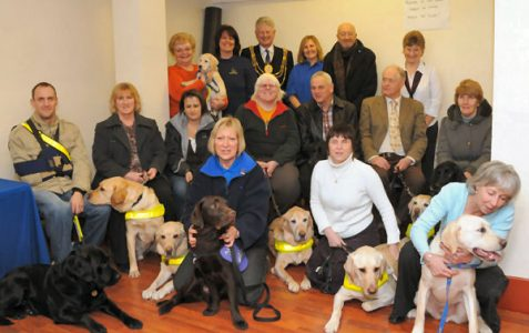 Guide Dog for the Blind branch opens