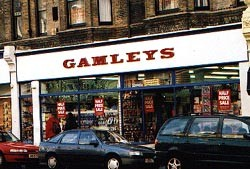 Gamleys store | From a private collection