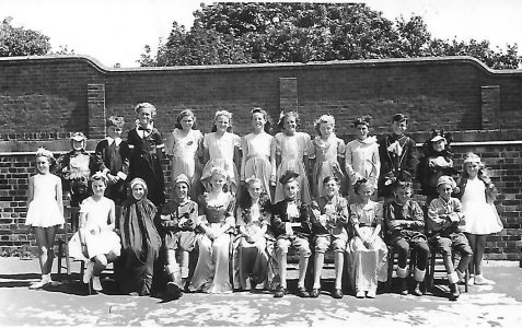 School Play July 1950