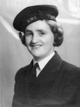 Leading Steward (O) Lois Pearl Price | From the private collection of Nick Lade