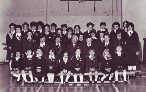 The Maids' Brigade c1978/79