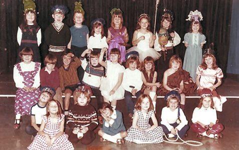 School group c1978-79