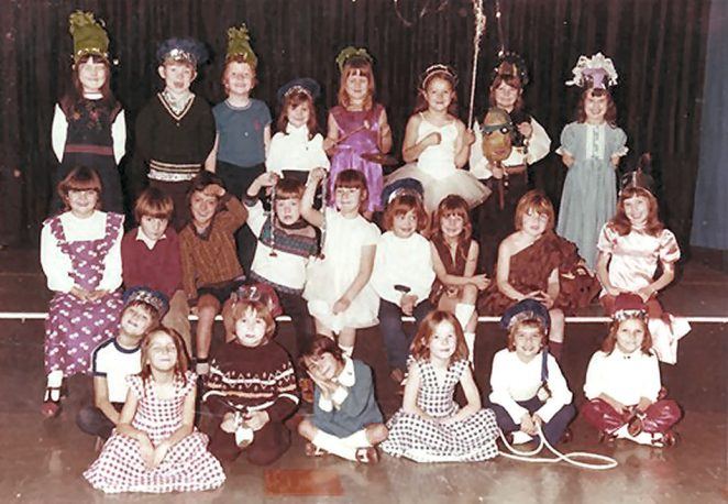 Elm Grove School children: c1978-79. | From the private collection of Harry Atkins