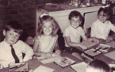 Class group 1968-1970