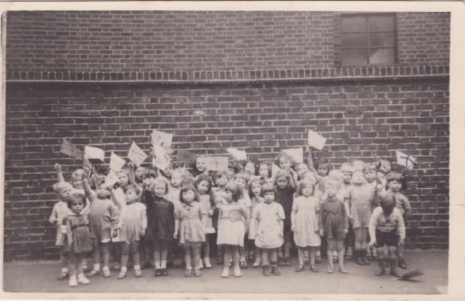St Paul's Infant School c1949 | From the private collection of Rose Tai