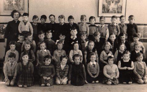 Mrs Haffenden's class c1951/52