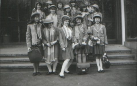 Outing to London Zoo 1965