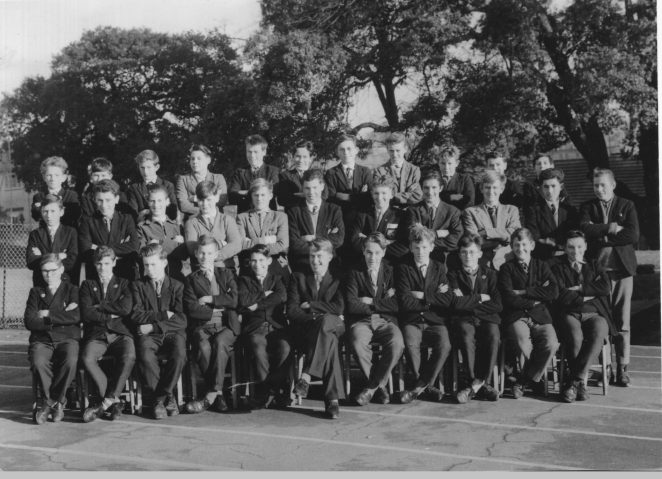 Portslade County School c1959/60 | From the private collection of Malcolm Davis