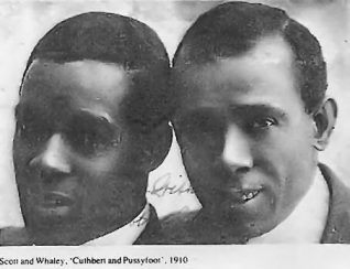 Music Hall duo Scott & Whaley | From the private collection of Terry Hardy