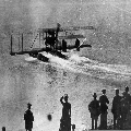 First flight 10th July 1910