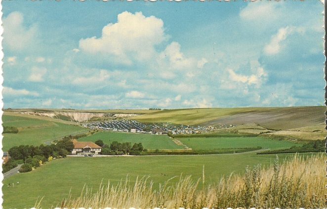 Sheepcote Valley Campsite | From the private collection of Sue Loveridge