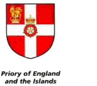 Shield of the Priory of England and the Islands | Graphic supplied by Terry Wing