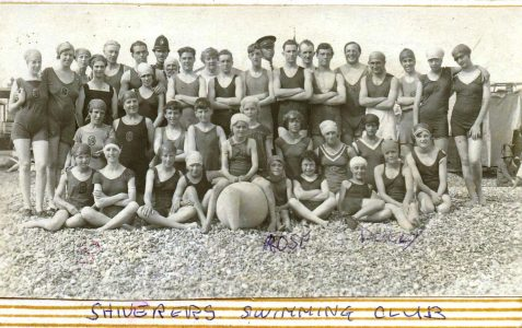 The Shiverers Swimming Club Hove