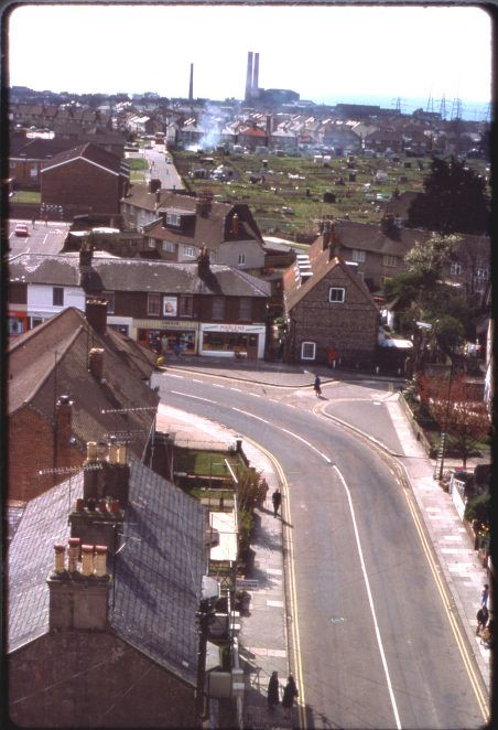 Portslade Old Village | From the private collection of Ray Hamblett