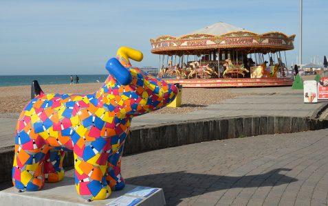Beach Carousel