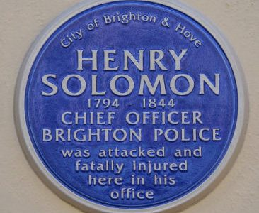 Henry Solomon: life and death in municipal service