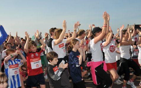 Sport Relief Mile 2012