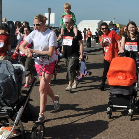 Sport Relief Mile 2012 | Photo by Tony Mould