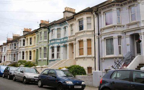 Victorian housing developments c1860