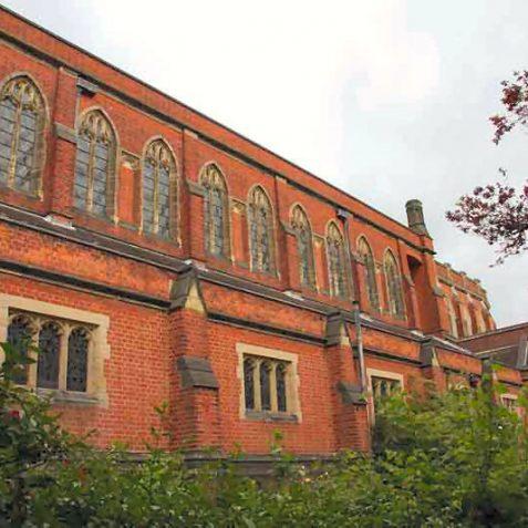 St Augustine's Church   Photo by John Desborough