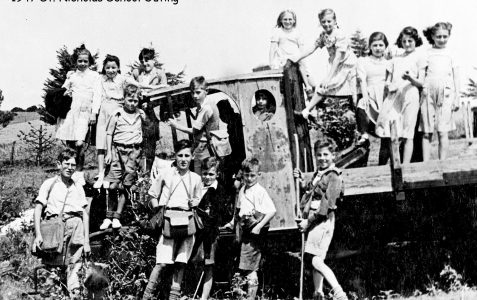 1947 School outing