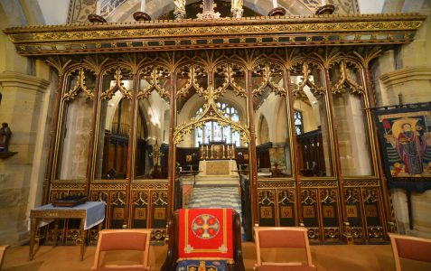 The Rood Screen