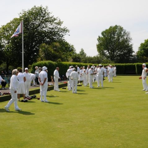 St Ann's Well Bowls Club | Photo by Tony Mould