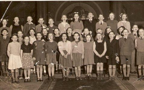 Mixed Choir c.1950