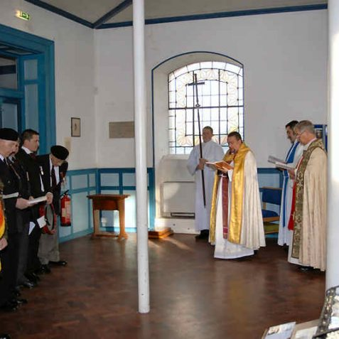 Service of rededication and blessing | Photo by Tony Mould