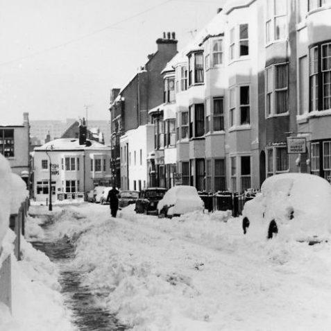 St Georges Terrace taken in the 1960s | Photo by John Leach