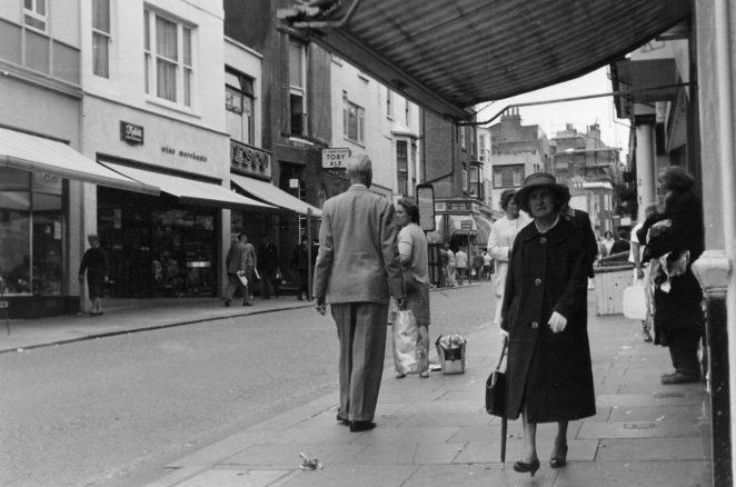 St James's Street c1960s | Photo by John Leach