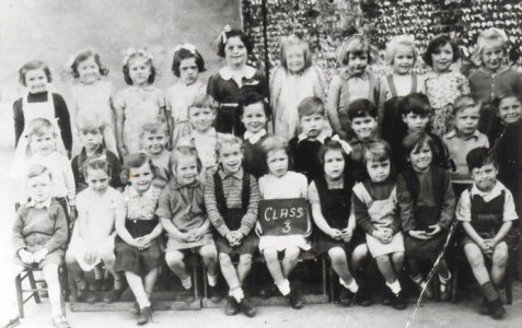 Class photographs c1948/50