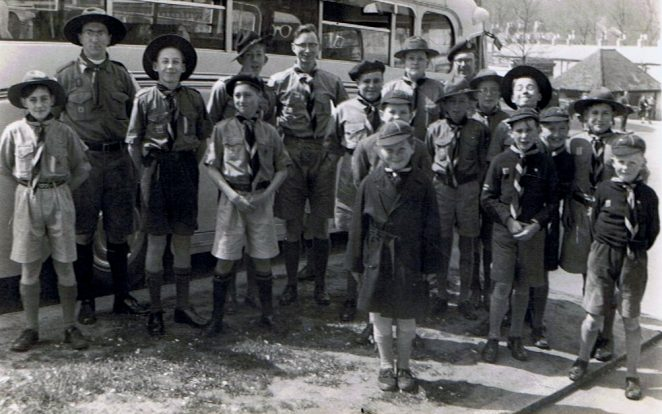 49th Brighton Boy Scouts | From the private collection of Thomas Paul