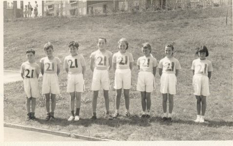 Athletic team 1957?
