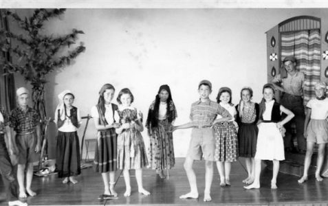 School play 1957?