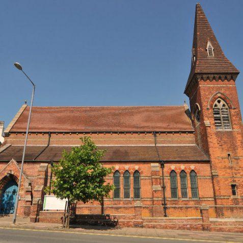 St Luke's Prestonville   Photo by Tony Mould