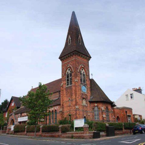 St Luke's Church built in 1875 | Photo by Tony Mould