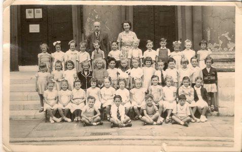 Class photograph c1952/3