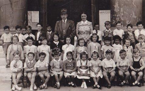 School photo c1951