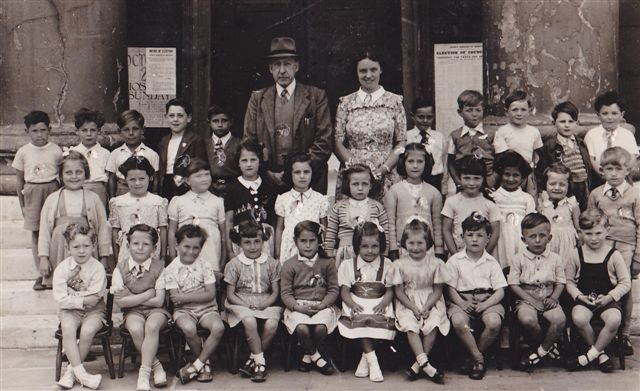St Margaret's School c1951 | From the private collection of Rod Tempest