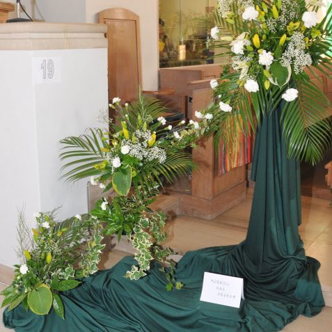 St Nicholas Church Flower Festival | Photo by Tony Mould