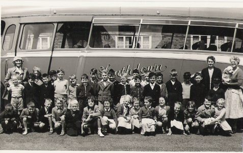 1957 School Outing