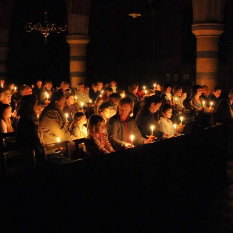The Christingle Service at St Philip's Church | Photo by Tony Mould