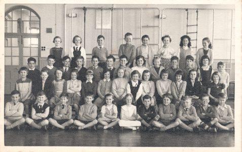 Class photos c1955-1960