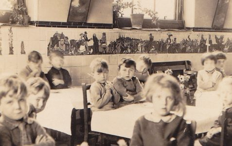 Class photograhs c.1930
