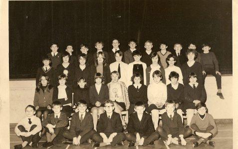 1960s Class Photo